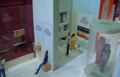 award winning museum design consultants