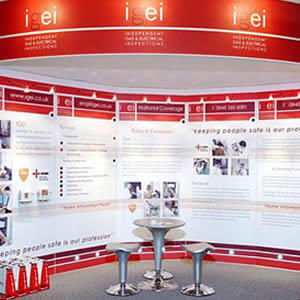 Dragon Fly Tea Exhibition Design UK - Commercial Exhibition Design