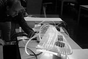 fibre optic lighting design