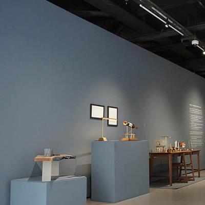 Exhibition Lighting Design - The Korean Cultural Centre
