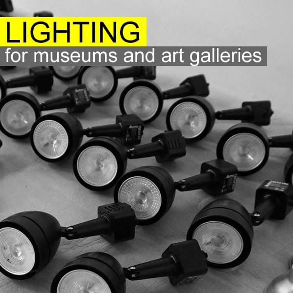 lighting for museums and art galleries