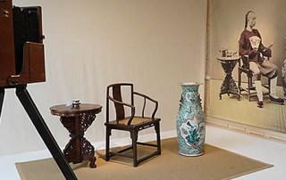 photographic studio exhibition