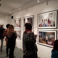photography exhibition Jonathan Donovan