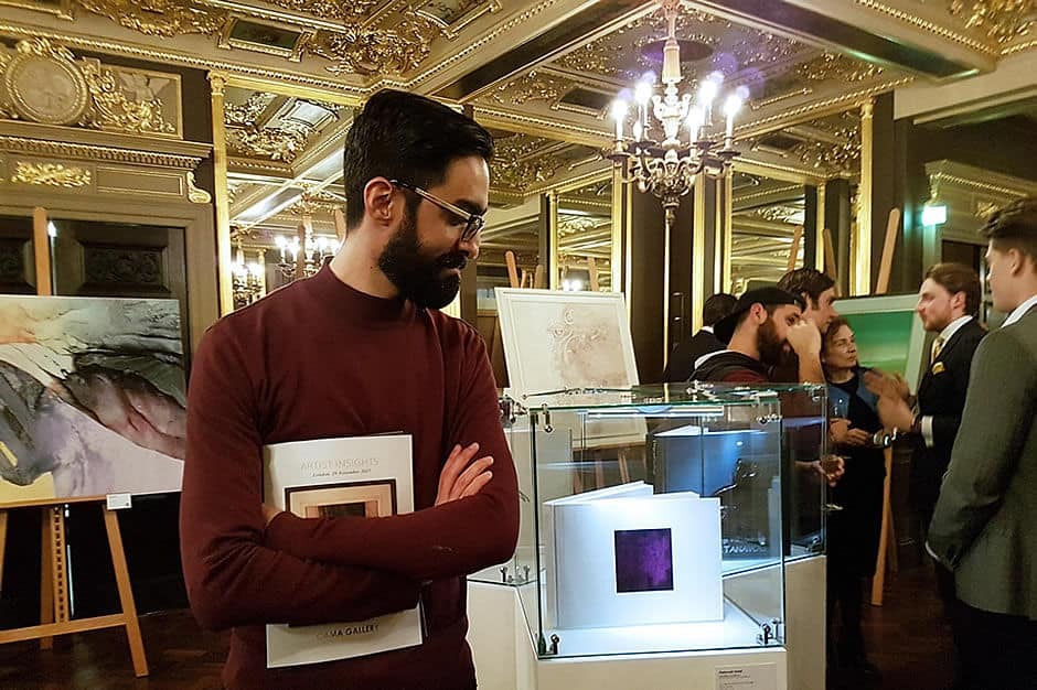 persian art exhibition london