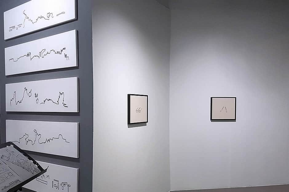 art gallery lighting Korean Culture Centre