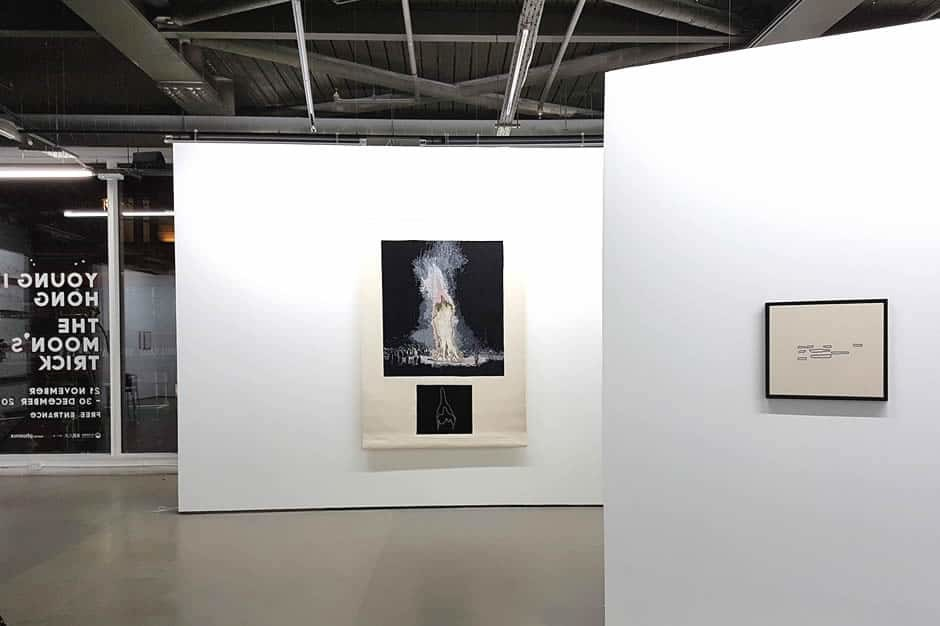 exhibition lighting Young In Hong